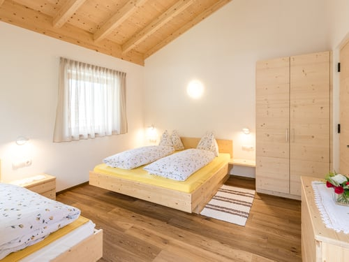 "New apartment ""Larch"" for 2-5 people"