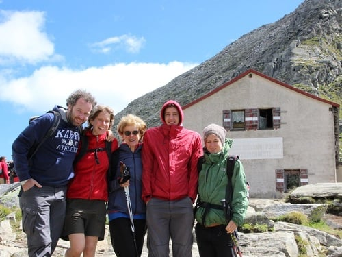 Walking - Hiking - Nordic Walking